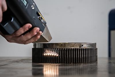 Laserpuhdistus ei vaurioita puhdistettavaa pintaa